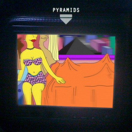 Frank Ocean Pyramids hipsters dont dance