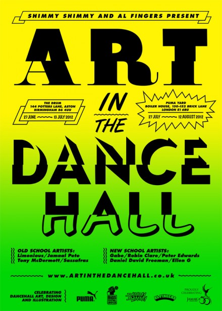 Art in the dancehall