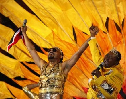 Machel Montano, winner of the Soca Monarch competition
