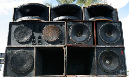 HDD carnival soundsystems