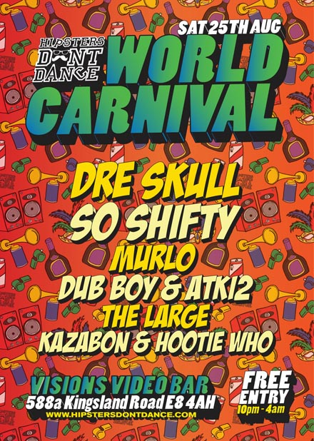 HDD World Carnival
