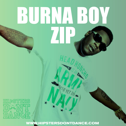 HDD Burna Boy Zip