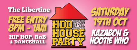 HDD House Party Oct_banner440